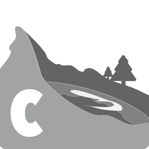 Caldera Forms in Gray