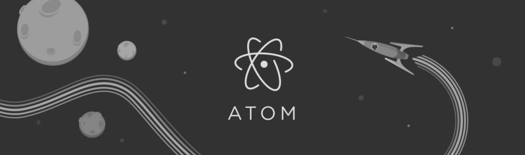 Click on this image to download atom.