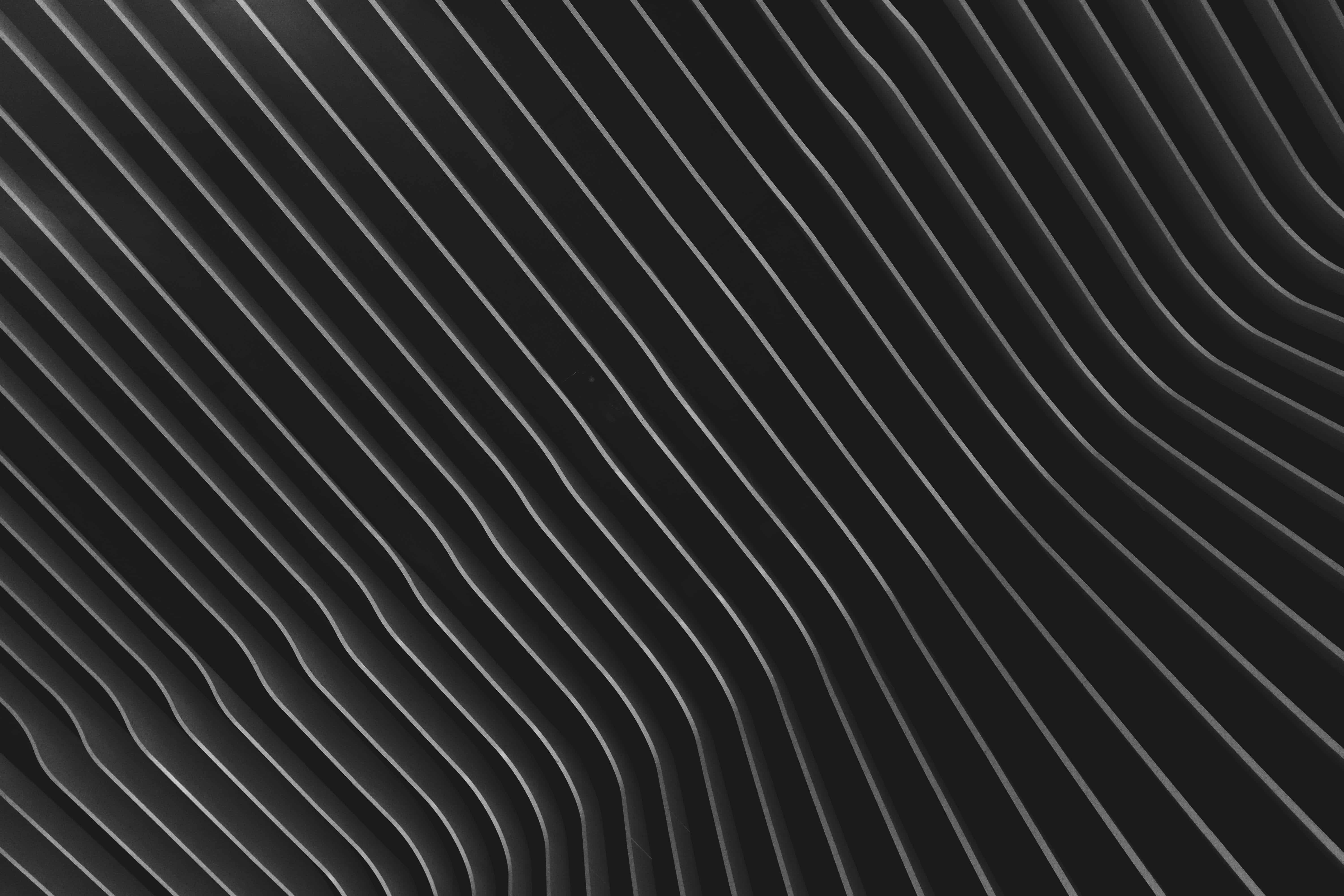 abstract black and white image